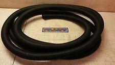 "NOS Tyco Plastic Flexible Tubing 1.25"" x 17' Black Convoluted 547020 C2026-1-10"