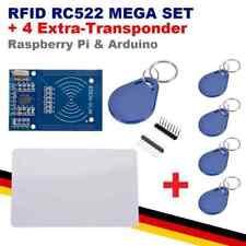 RFID-RC522 MEGA KIT +4 | Mifare NFC Kartenleser Modul Reader Raspberry Pi Ard...