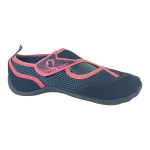 Body Glove Womens Size 5 Black and Pink Casual Slip On Toe Shaped Water Shoes