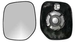Cristal espejo retrovisor Berlingo Partner (96=>08) Copiloto Térmico derecha