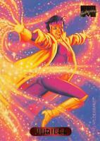 JUBILEE / 1994 Marvel Masterpieces (Fleer) BASE Trading Card #58