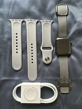 Apple Watch Series 3 38mm Space Black Stainless Steel