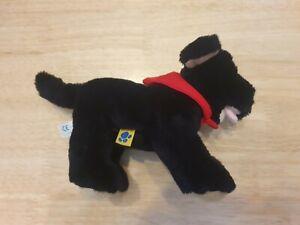 Build a Bear mini black Labrador puppy