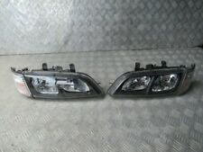 Jdm Nissan Primera G20 Kouki Oem Sr20 P11 Infiniti Black Front Headlights