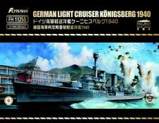Flyhawk 1/700 1125S German Light Cruiser Konigsberg 1940