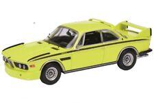 Schuco - 450219000 -  BMW 3.0 CSL  goldgelb - 1:43