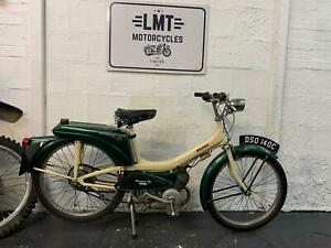 raleigh runabout, pedal and pop, 49cc, stunning condition, collectors must have
