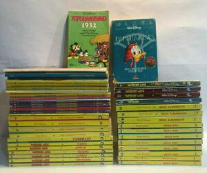 Lotto fumetti Disney Topolino Super Almanacco Paperino mese Mega 2000 anni 70 90