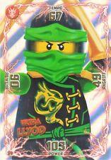 tarjetas de oro mapas le para elegir Lego ® Star Wars serie 1 Trading Card Game