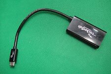 Rocketfish RF-G1171 Micro USB to HDMI MHL Adapter for Sending Video Signal to TV