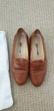 Manolo blahnik loafers 39
