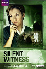Silent Witness: Season Three, New DVDs