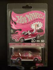 Hot Wheels RLC Pink 66 Classic TV Series Batmobile 2018 LA Convention Club Car