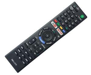 Ersatz universal Fernbedienung für Sony RM-L1370 mit Netflix/YouTube Tasten