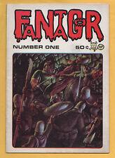 Fantagor #1 Last Gasp 1970 Richard Corben 2nd Printing FN