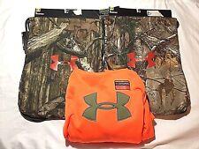 Under Armour Hoodie Ua Sackpack Bag Beanie - U Pick - Realtree Mossy Oak Blaze