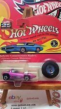Hot Wheels Silhouette rose 25 TH Anniversary (9997)