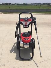 SIMPSON 2.4 GPM 3000 PSI Gas Powered Pressure Washer Honda GCV190 - USED
