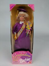 New 1997 graduation barbie