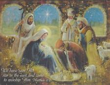 Lang Christmas Cards, Box Of 21, Gifts Of The Magi By Stewart Sherwood (103)
