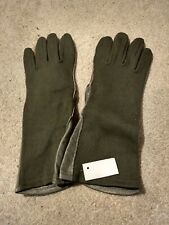 Military Uniform Supply Nomex Flight Gloves SAGE GREEN - Flyer's Gloves