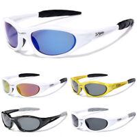 Polarized Wrap Around Men Sport Fishing Golf Driving Cycling Baseball Sunglasses