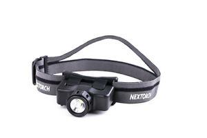 Nextorch Max Star LED Kopflampe  1.200 Lumen in schwarz