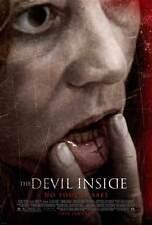 THE DEVIL INSIDE Movie Promo POSTER Fernanda Andrade Simon Quarterman