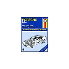 porsche 924 1978 1985 workshop service manual repair