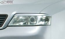 RDX Scheinwerferblenden AUDI A6 4B C5 bis 2001 Böser Blick Blenden Spoiler