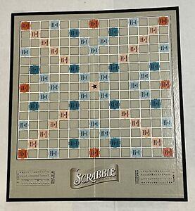 Scrabble Spanish Edition, Edicion De Espanol, Replacement Game Board