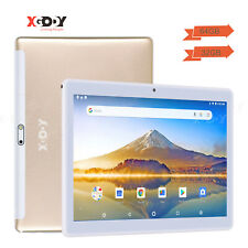 """XGODY 10.1"""" Tablet PC Android 9.0 4-Core 64GB HD WIFI Dual Camera Phablet Bundle"""