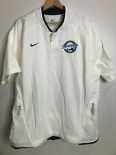 Nike Mens Size Xl Baseball Warm Up Pullover Bluegrass Baseball Experience New