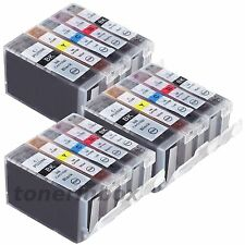 15 Pack PGI-5BK CLI-8 Ink For Canon PIXMA iP5200R MP500 MP530 MP600 MP610 MP800