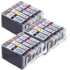 15 Pack PGI-5BK CLI-8 Ink For Canon PIXMA iP5200R MP500 MP530 MP600 MP610 MP800