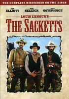 The SACKETTS Complete Mini Series (Sam Elliott Tom Seleck) DVD Region 4 New