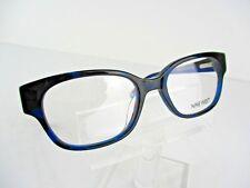 ade6f0729b Nine West NW 5108 (428) Blue Tortoise 49 x 17 PETITE FIT Eyeglass Frames