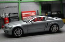 Mustang GT coupe Concept 1:18 Diecast Model Car Beanstalk Models Rare Stunning