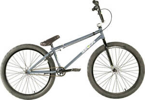 "COLONY Eclipse 24"" Gris Oscuro/Pulido 2021 Freestyle BMX Bicicleta"