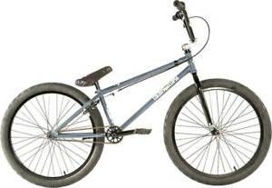 "COLONY Eclipse 24"" Dark Grey / Polished 2021 Freestyle BMX Fahrrad"