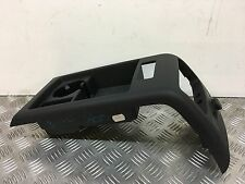 AUDI A6 C6 2005-11 CENTER CONSOLE REAR TRIM CUP DRINK HOLDER IN BLACK 4F0863244