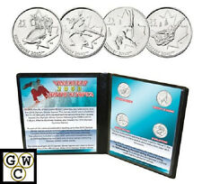 2008 Canadian Vancouver Winter Olympic Coin Collection  Set (OOAK)