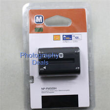Replacement For Sony NP-FM500H Battery For Sony A57 A65 A77 A99 A350 A550 A900