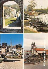 BR8570 Centro da Vila Interior do Castelo Igreja Matriz Ferry Boatt  portugal