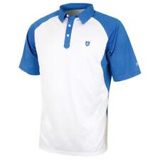 Camisas y polos de hombre de manga corta blanco talla M