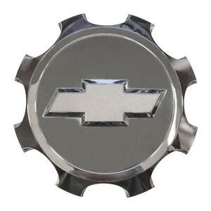 OEM 11-14 Chevrolet Silverado 8 Bolt Center Hub Cap Chrome P/N 9597789 OEW