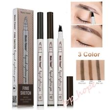 2018 Hot Patented Microblading Tattoo Eyebrow Ink Pen Sketch Eye Brow Pencil