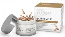 SKIN DOCTORS POTENT VIT. C 50 X 3ML AMPOULES 10% ASCORBIC ACID VITAMIN COLLAGEN