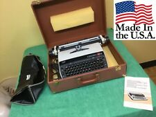 Vintage Electric Smith Corona Electra 250 Portable Desk Office Typewriter USA