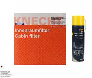 Mahle / Knecht Cabin mannol Air Conditioning Cleaner Daewoo Lanos Klat 1.3 1.5